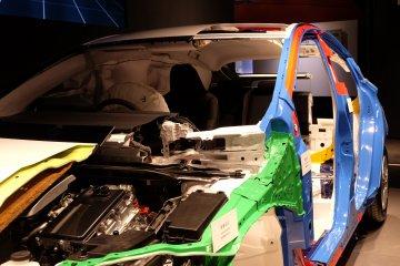Конструкция, отвечающая за безопасность автомобиля