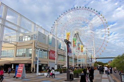 來大阪輕鬆購物、省錢和觀光