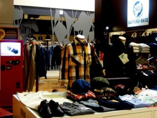 Sapporo Base Streetwear for the Generation Y of Susukino at Norbesa