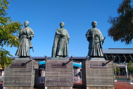Three Men of Kochi
