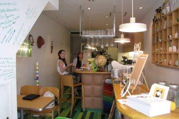 Cafe Wakakusa