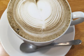 Hoji Tea Latte