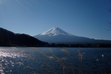 Một ngày tuyệt vời quanh hồ Kawaguchi