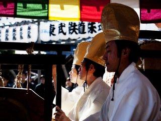 Nhân viên chùa