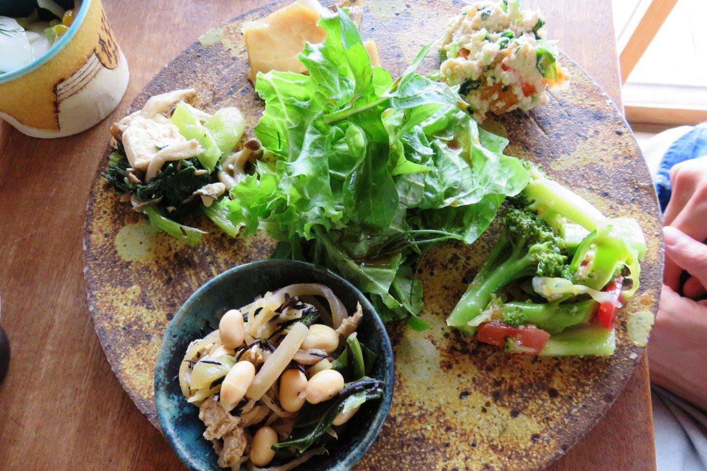 Slow food in Okinawa