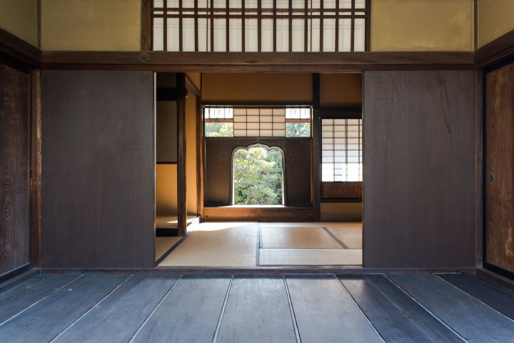 Matsu no Shitaya and Garden