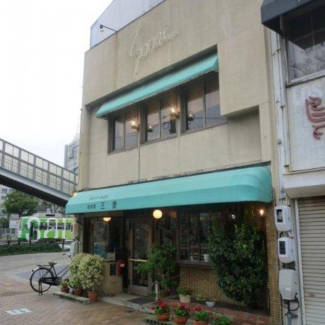 Sanai Hotcake di Toyohashi