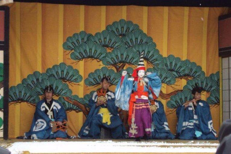 Kuromori Children's Kabuki