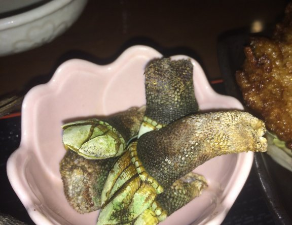Странная и вкусная еда на Якусиме