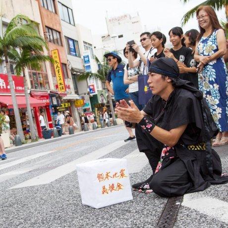 Okinawa's International Street