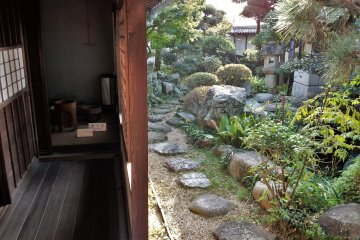 Take your time and explore the historic buildings within Muroya-no-sono