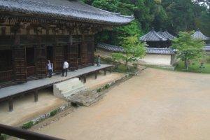 Entrance to Daikodo
