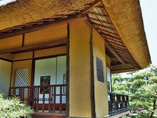Elle serait la plus ancienne maison de thé construite pour les cérémonie du thé sencha