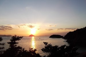 Ocean Views of Naoshima