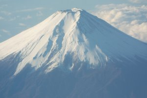 Bay ngang qua núi Phú Sĩ để đến tỉnh Shimane