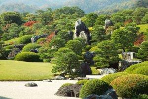 Bảo tàng Vườn phong cảnh trên cạn Adachi