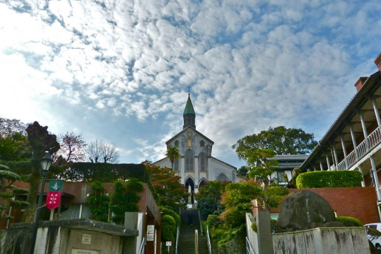 Церковь Охура в Нагасаки