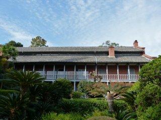 Дом бывшего архиепископа