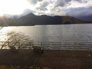View of the Chuzen-ji Lake