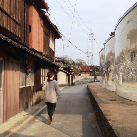 Dạo quanh Inujima Cafe