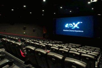 Entrez dans le Film avec la 4DX