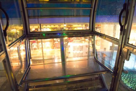 Kagoshima Amu Plaza Ferris Wheel