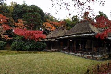 สวน Yoshikien ในนารา
