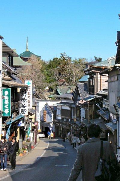 Narita Omotesando, the path leading to Narita-san Temple