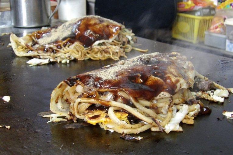 Mitsu's Okonomiyaki Granny