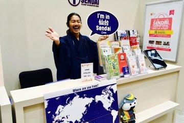Sendai Ignites its Inbound Tourism