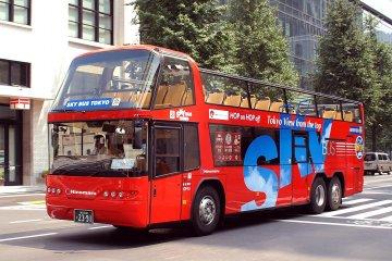 Sky Hop Bus