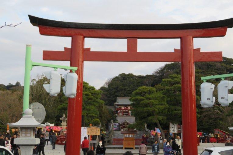 Walking Kamakura
