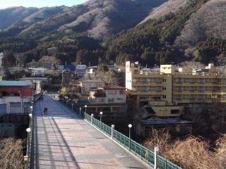The Fureai Bridge