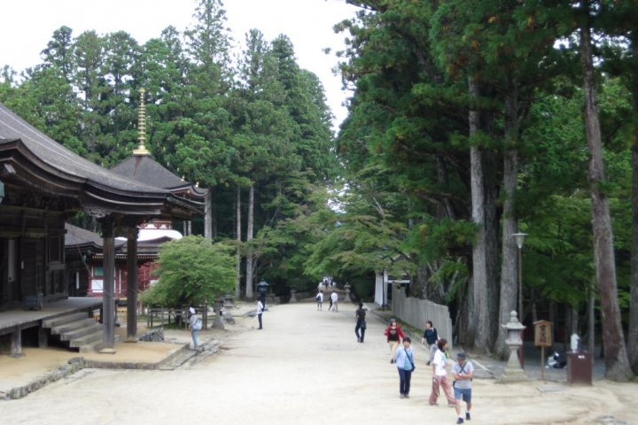 The Sacred Valley of Koyasan