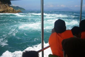 Dramatic currents in the Seto Inland Sea