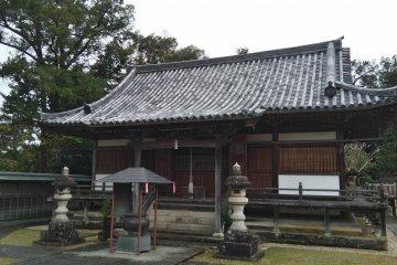 Kōzan-ji shrine