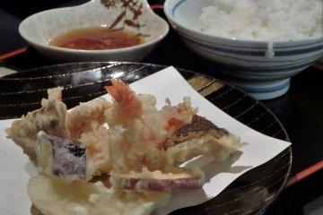 Kuliner Kota Shingu