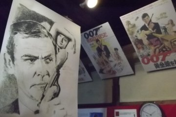 <p>More posters and drawings</p>