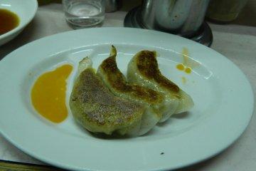 And more dumplings