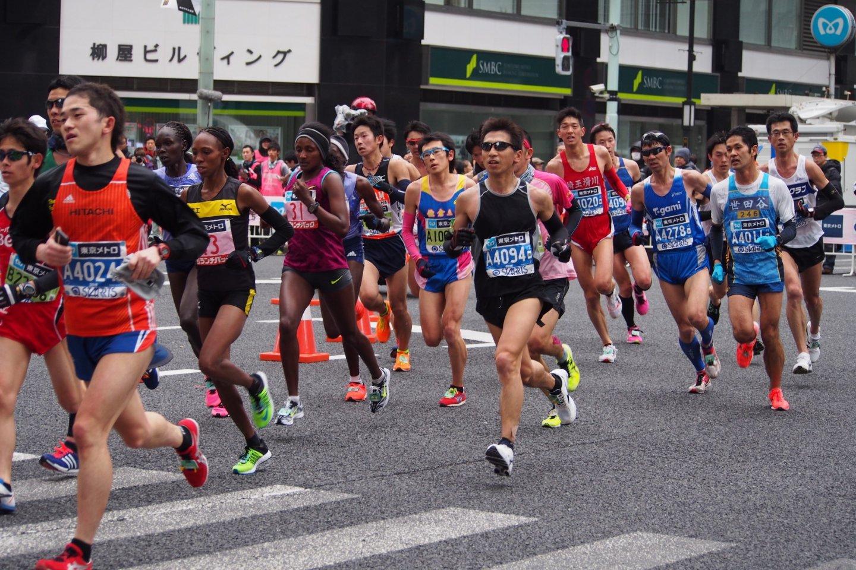 2015年東京馬拉松