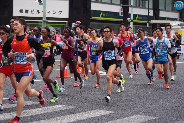 Ekspo Tokyo Marathon