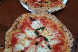 世界一のナポリピザ!