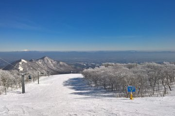 Geto Kogen, Ski and Resort