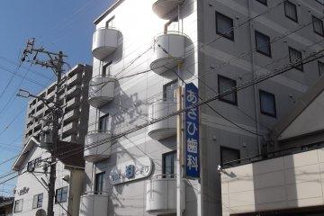 Tomari Business Hotel in Fujieda