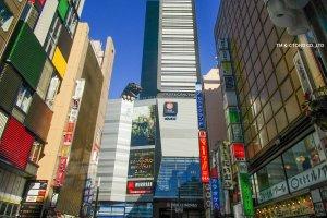 Hotel Gracery in central Shinjuku