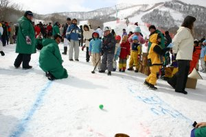 카루루스 온천 겨울 축제