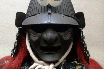 Одни из множества самурайских доспехов
