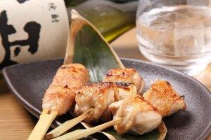 天草大王燒雞串 (Yakitori)