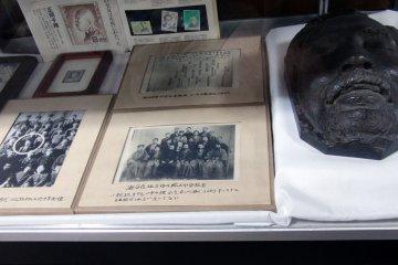 Shiki memorabilia