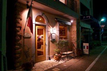 คาเฟ่&ร้านอาหารอิตาเลี่ยนคัคคัญญ่า